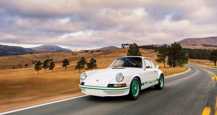 永恆的911 Porsche 911 Carrera RS 2.7 Sport Lightweight