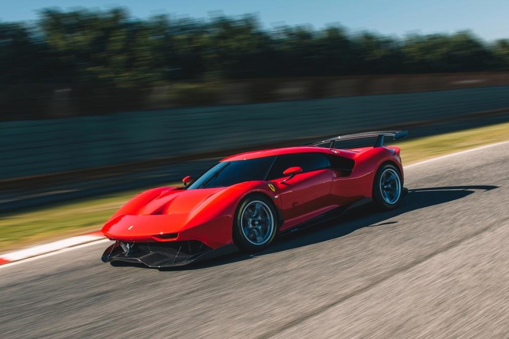 Ferrari P80C - 06