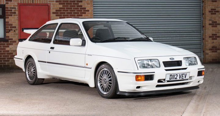 熱血福特的原點 Ford Sierra RS500 Cosworth Prototype