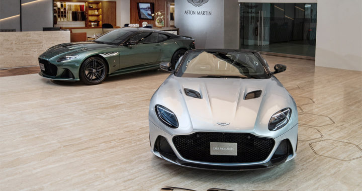 Aston Martin重磅登臺! 推出DBS Superleggera Volante與DBS Inspired by DBR1