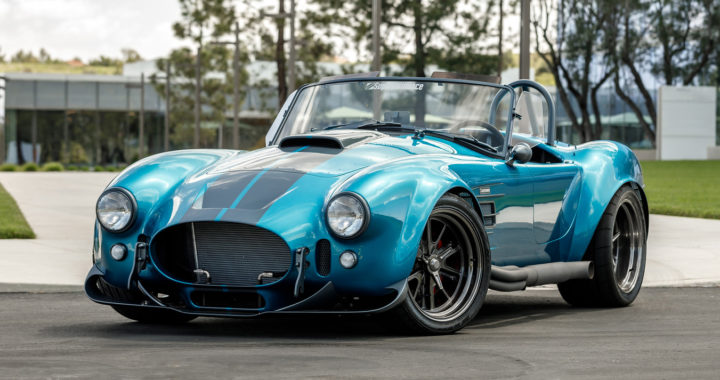 Superformance推出最兇最壞的Shelby Cobra MKIII-R