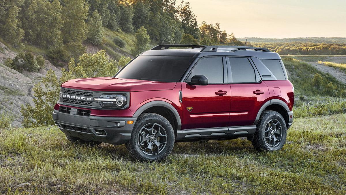 2021 Ford Bronco Sport可不只是一輛看起來方方正正的Kuga而已   ca汽車頻道