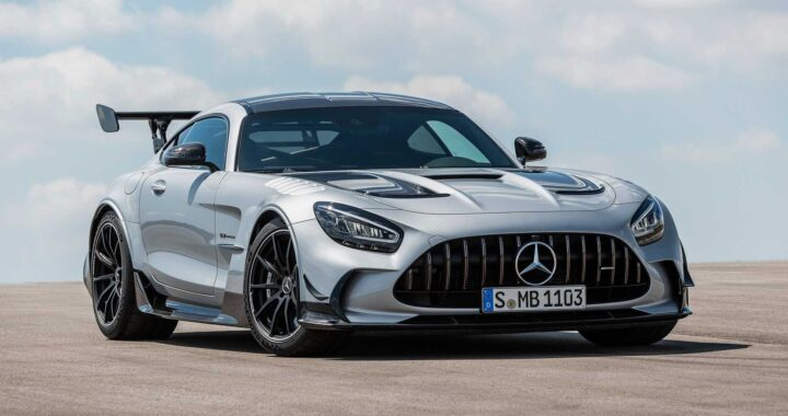 全場最大聲 2021 Mercedes-AMG GT Black Series正式登場