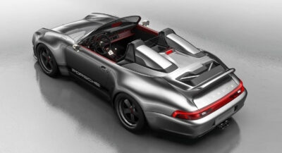 刁鑽極致 Gunther Werks打造Porsche 993 Speedster Remastered